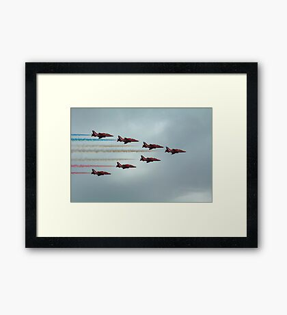 Absolute Precision Framed Print