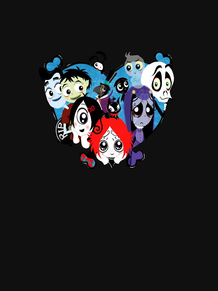 Ruby Gloom heart | Unisex T-Shirt