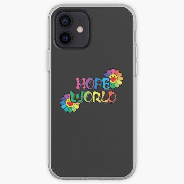 ESPOIR MONDE Coque souple iPhone