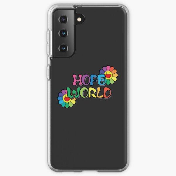HOPE WORLD  Samsung Galaxy Soft Case