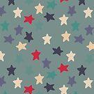Sage stars by Morag Anderson