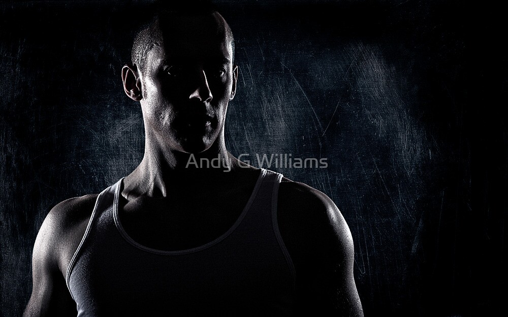 Nathan Die hard by Andy G Williams