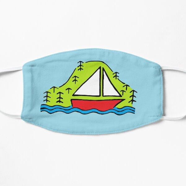 Sailing Boat Mask