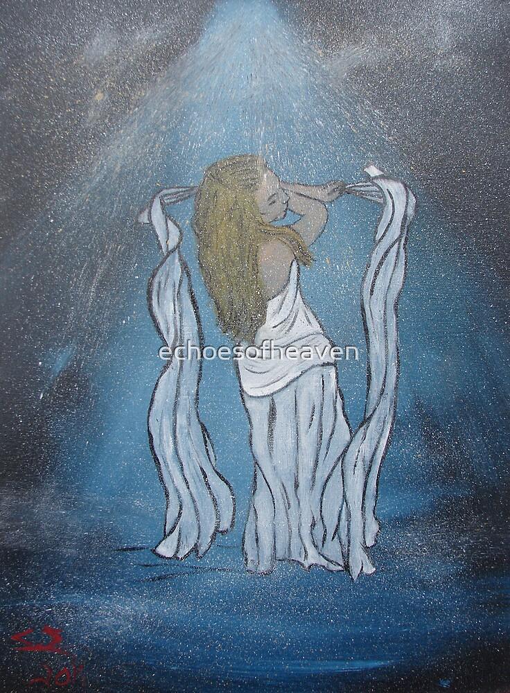 """Let The Dance Begin""  by Carter L. Shepard by echoesofheaven"