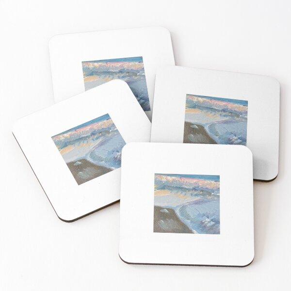 Portstewart Beach Coasters (Set of 4)