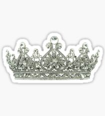 Tiara Princessa Sticker