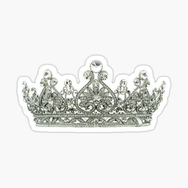 Tiara Princessa Sticker