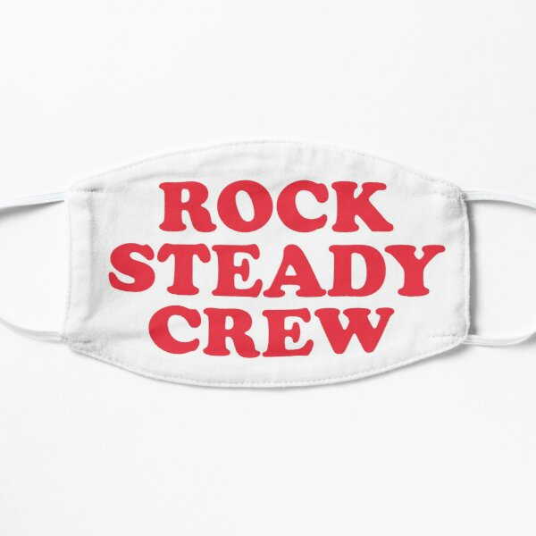 The Rock Steady Crew Mask