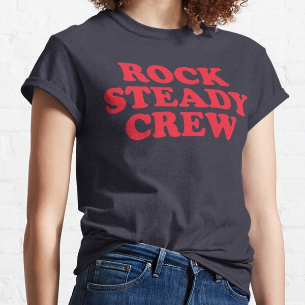 The Rock Steady Crew Classic T-Shirt