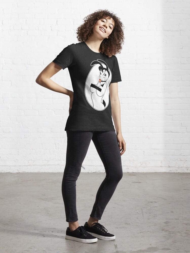 Alternate view of Bound Bunny - SFW Essential T-Shirt