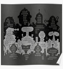 ROBOT CITY! Poster