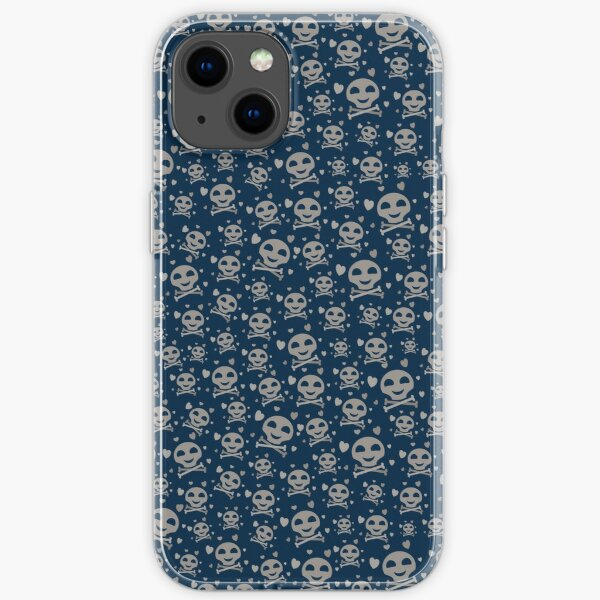 Love-Pirates 'blue edition' - brainbubbles iPhone Flexible Hülle