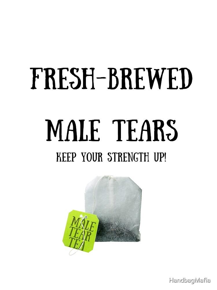 Male Tear Tea by HandbagMafia