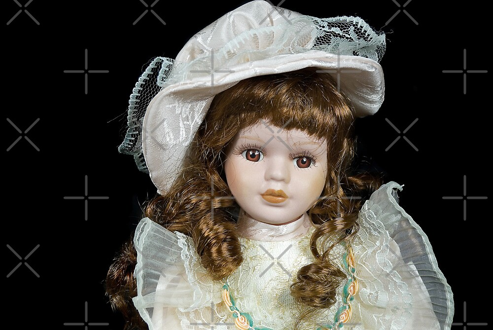 Vintage Doll by Maria Dryfhout