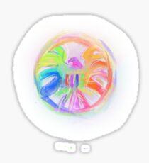 SHIELD Colour Logo Sticker