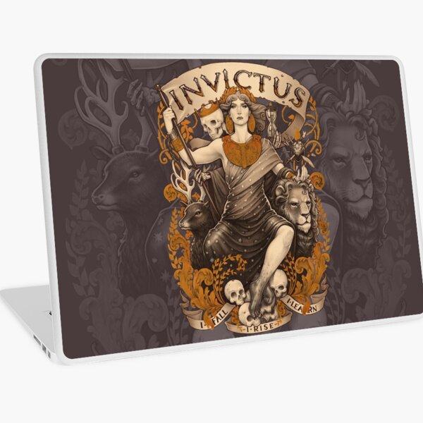 INVICTUS Laptop Skin