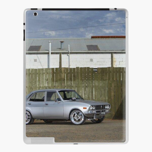 Silver Mazda RX2 iPad Skin