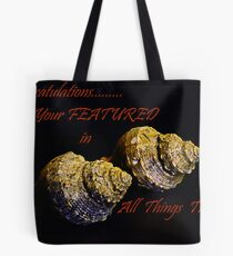 Twin Banner Tote Bag