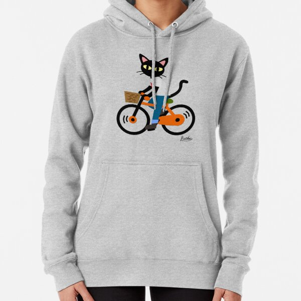 Summer cycling Pullover Hoodie