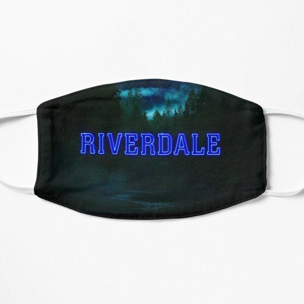 Texte de Riverdale Masque sans plis