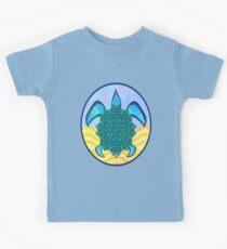 Knot Turtle Kinder T-Shirt