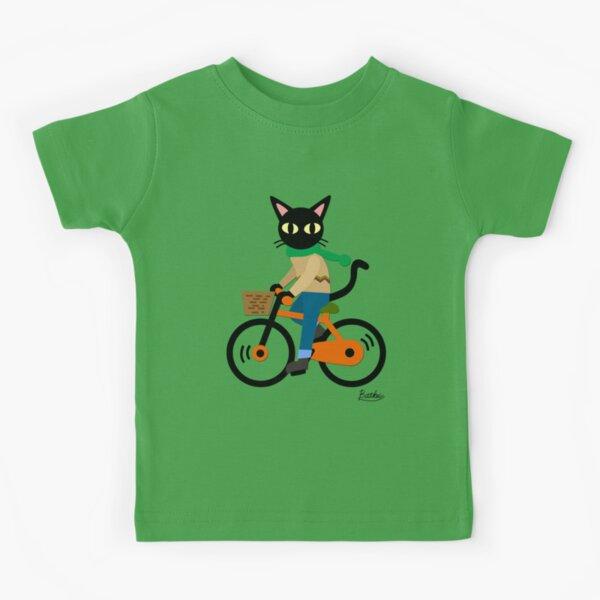 Cycling Kids T-Shirt