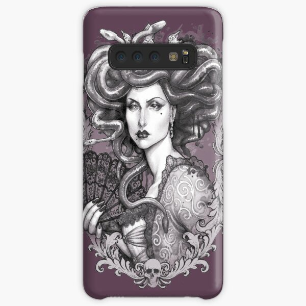 MEDUSA IMPERATRIX MUNDI Samsung Galaxy Snap Case