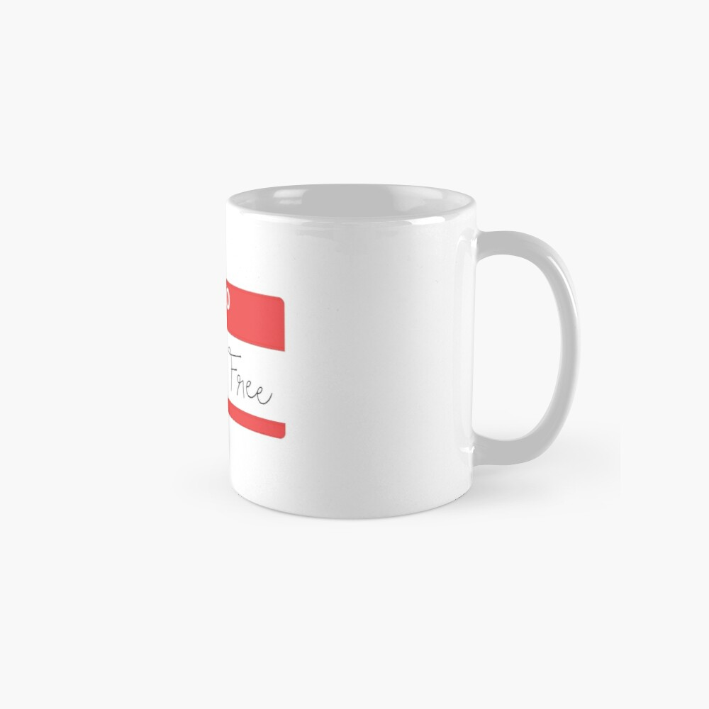 Hello I'm Gluten Free Mug