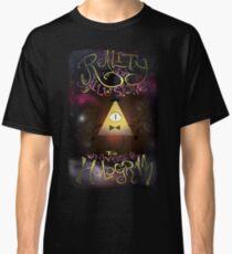 Die Realität ist eine Illusion - Bill Cipher Classic T-Shirt