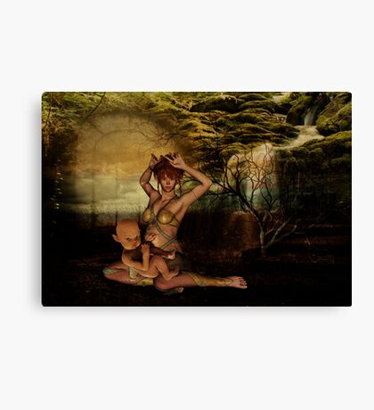 Nether Realms Canvas Print