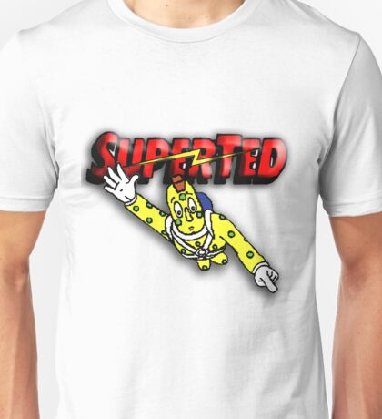 SuperTed Spotty T-shirt Unisex