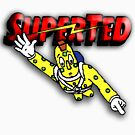 Super Ted Spotty by bbswedge
