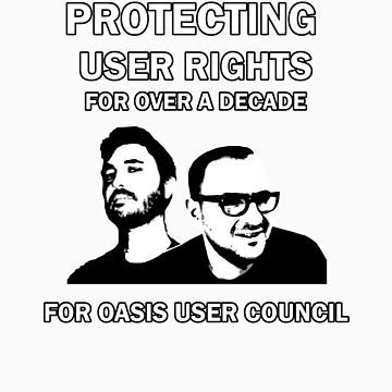 For OASIS User Council v2 by dopefish