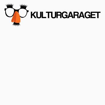 Kulturgaraget vit by VGvg