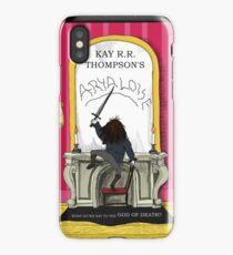 Aryaloise iPhone Case/Skin