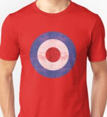 Mod Target Unisex T-Shirt