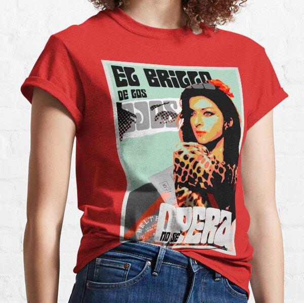 CAÑÍS SUPERSTARS -LOLA FLORES- Camiseta clásica