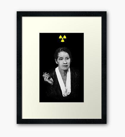 Lise Meitner Framed Print