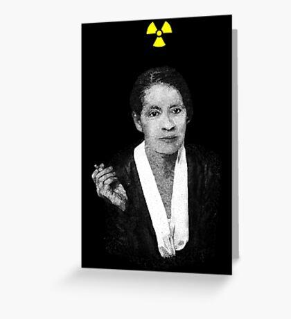 Lise Meitner Greeting Card