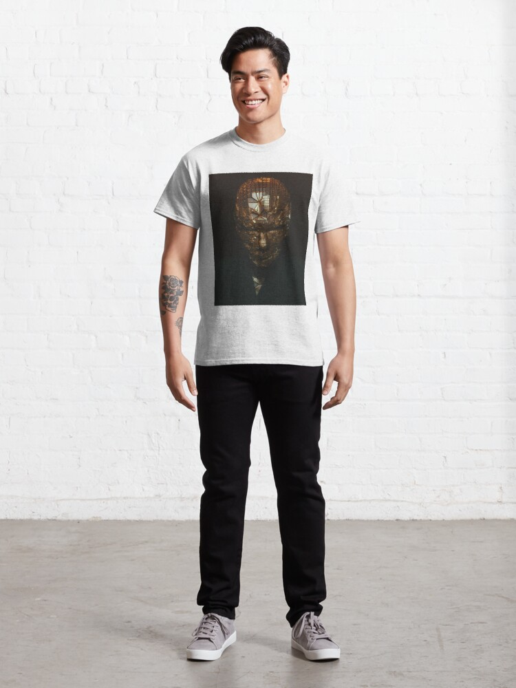 Alternate view of DAMAGED SOUL Classic T-Shirt
