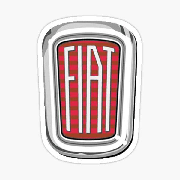 Fiat 500 L Mini-Logos Sticker