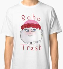 Android 19 : Robo Trash Classic T-Shirt