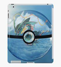Rayquaza Pokeball iPad Case/Skin