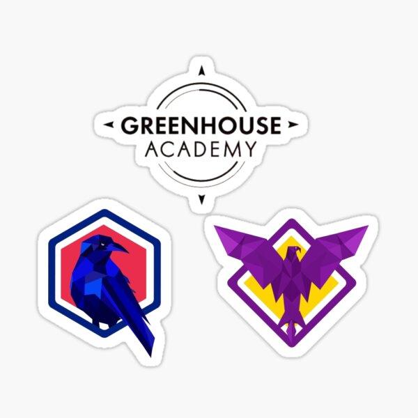 Greenhouse Academy Pack Sticker