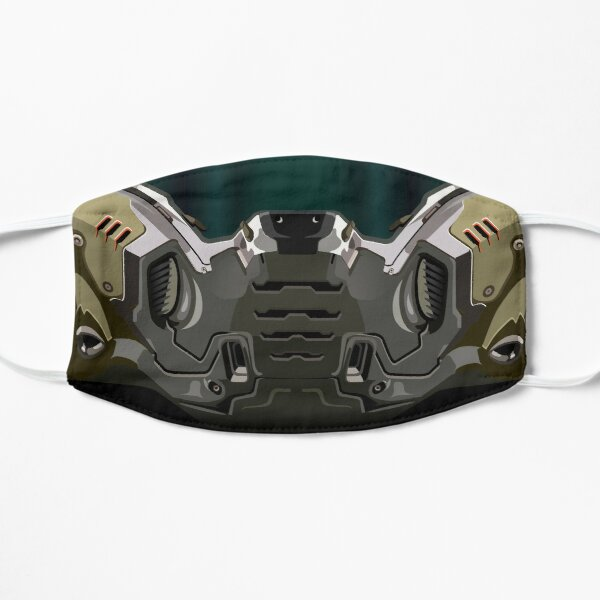 Doom guy helmet Mask
