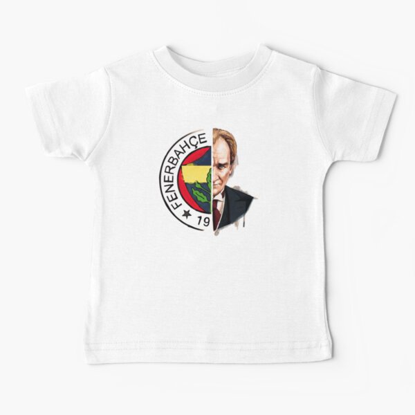 Fenerbahçe Ataturk Baby T-Shirt