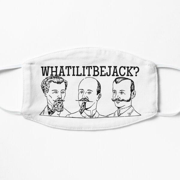 WhatilitbeJack? Barbering Mask