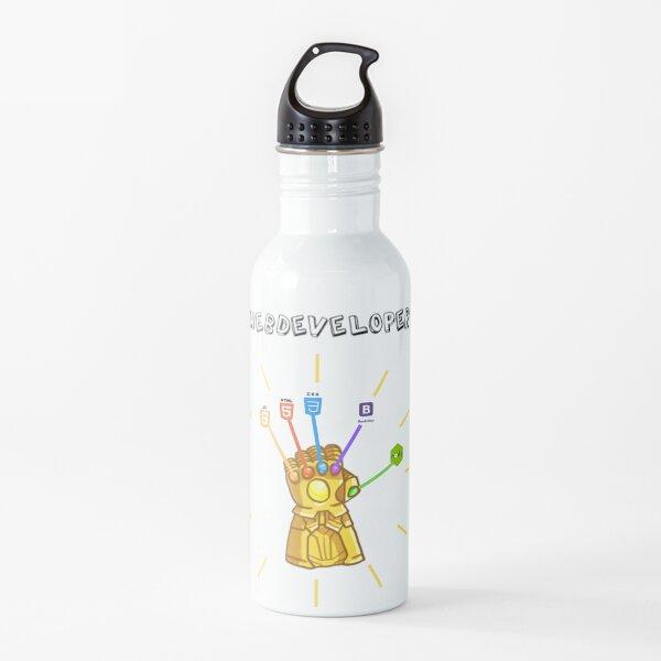 Webdeveloper Gauntlet Water Bottle