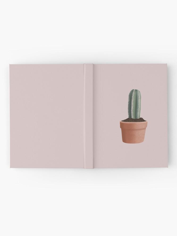 Alternate view of Cactus Hardcover Journal
