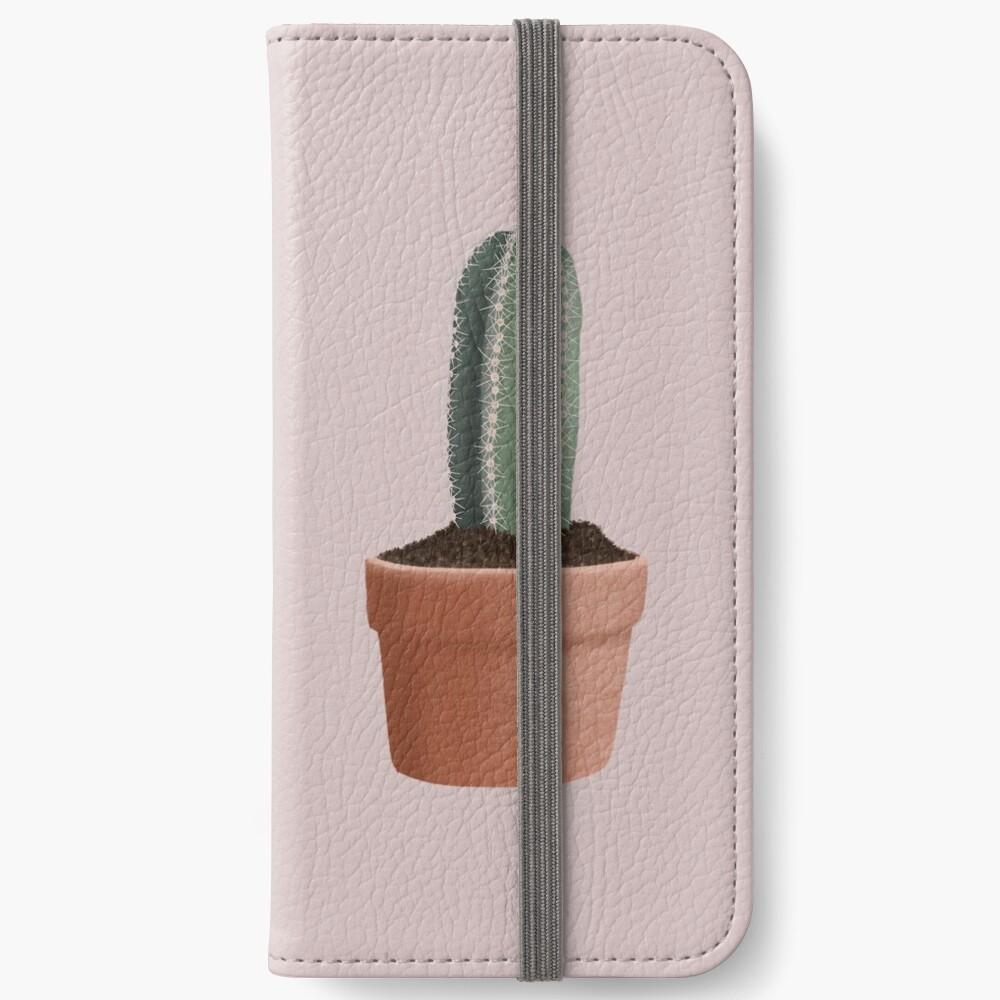Cactus iPhone Wallet